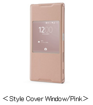 Style Cover Window/Pink